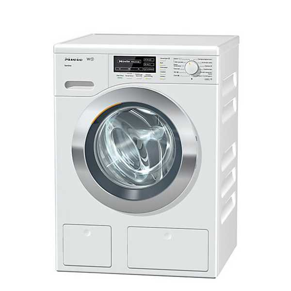 Miele WKG 120 8kg Washing Machine