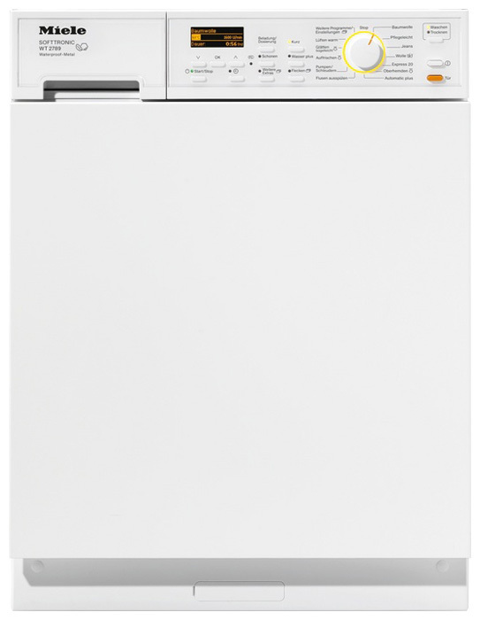 Miele WT2789 I WPMWH 5.5kg Washer Dryer | ProductFrom.com