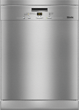 Miele G 4920 BK Stainless Steel Dishwasher