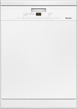 Miele G 4920 i BK Brilliant White Dishwasher