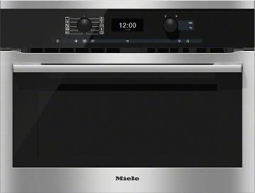 Miele H6300 BM Microwave Combination Oven