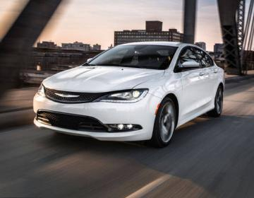 Chrysler 200 (2015-)