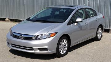 Honda Civic (2012-)