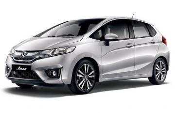 Honda Fit / Jazz (2015-)