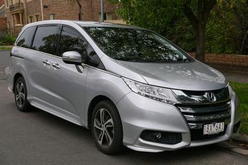 Honda Odyssey International (2013-)