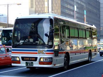 Isuzu Gala HD 12m tourist coach