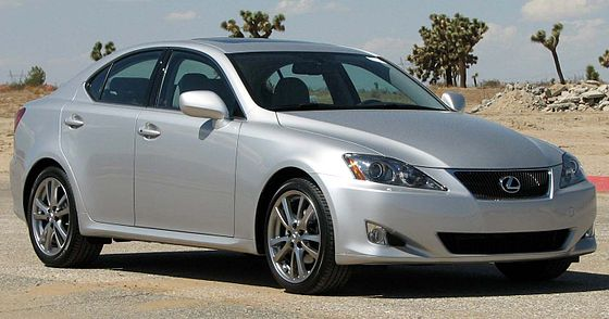 Lexus IS (2005–2013)