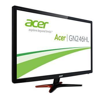 "Acer GN246HLB 24"" 1ms Display"