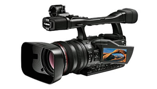Canon XH A1 High-Definition Camcorder