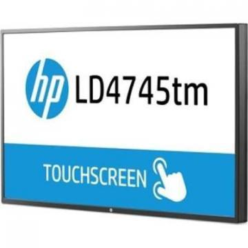 "HP LD4745tm 47"" Interactive LED Digital Signage Display"