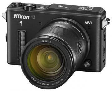 Nikon 1 AW1 Waterproof, Shockproof Digital Camera System