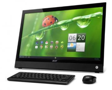 Acer DA220HQL All-in-One Android PC Computer