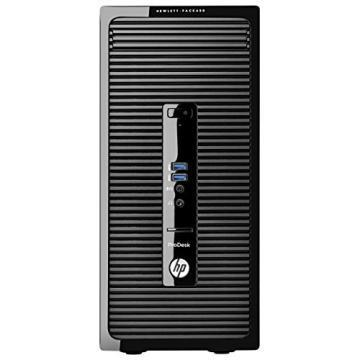 HP® ProDesk 400 G1 Micro Tower PC