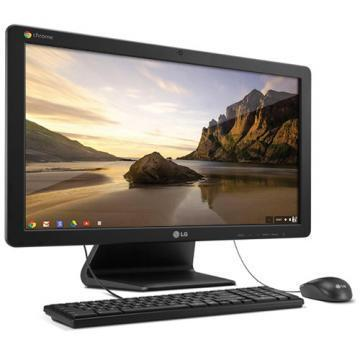 "LG ChromeBase 22CV241-W 22"" All-in-One PC"