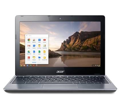 "Acer Aspire C720 11.6"" Notebook"