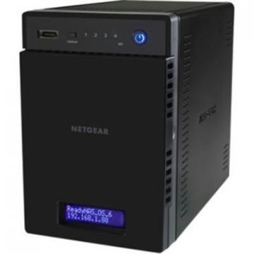 Netgear ReadyNAS 314 4-Bay Business Desktop NAS