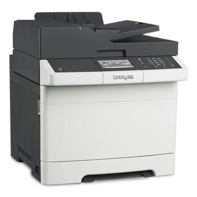 Lexmark CX410de MFP Color Laser Printer