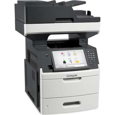 Lexmark MX711dhe MFP Mono Laser Printer