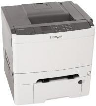 Lexmark CS410dtn Color Laser Printer