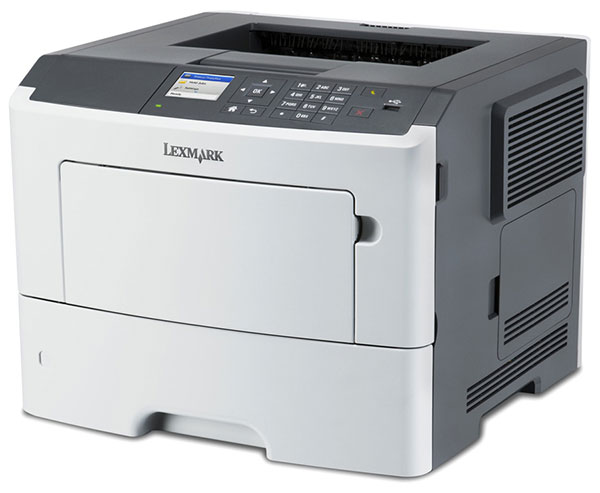 Lexmark MS610dn Mono Laser Printer TAA