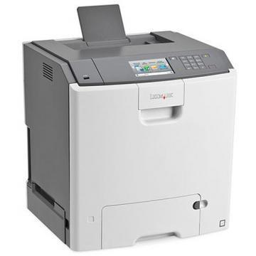 Lexmark C748dte Color Laser Printer