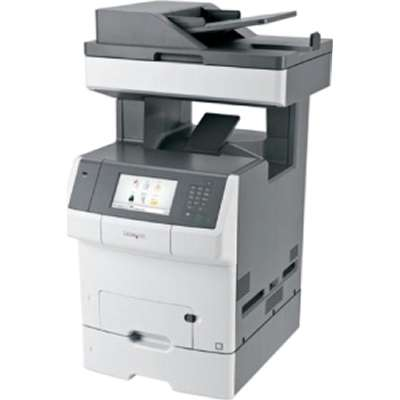 Lexmark X748dte Color Laser MFP Printer