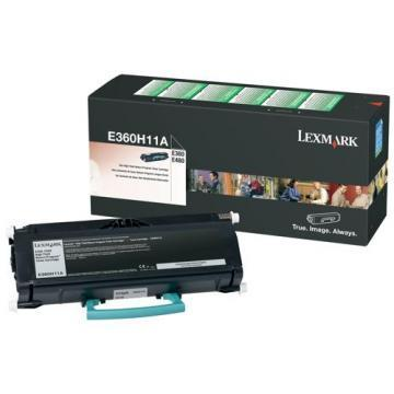 Lexmark E36X/E46X High Yield Black Toner