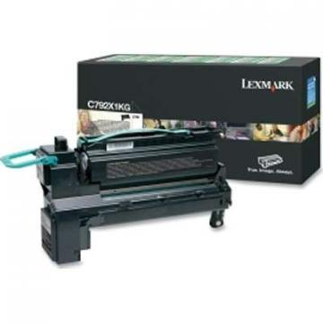 Lexmark C792 Black Extra High Yield Toner