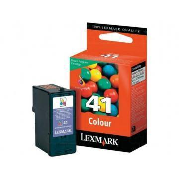Lexmark #41 Color Ink Cartridge