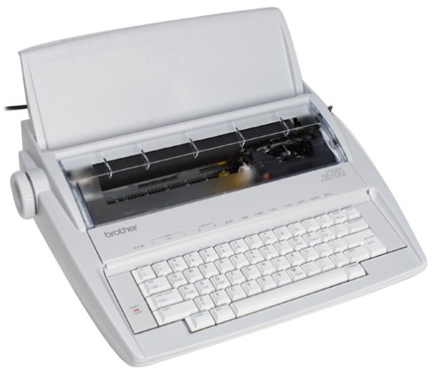 Brother Perfectype GX-6750 Portable Typewriter