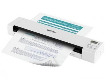 Brother DSmobile 920DW Wireless Mobile Scanner
