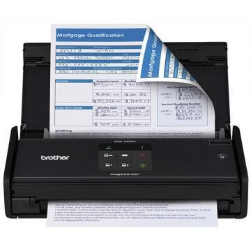 Brother ImageCenter ADS-1000W Scanner