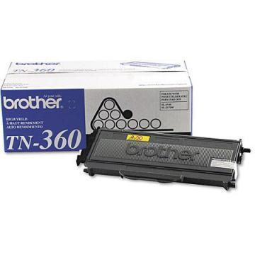 Brother TN360 High Yield Toner
