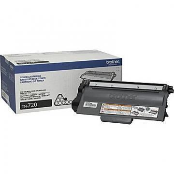 Brother TN720 Standard Yield Toner