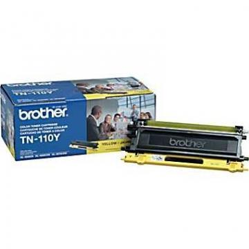 Brother TN110Y Yellow Toner