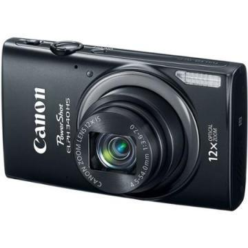 Canon Powershot ELPH 340 Digital Camera