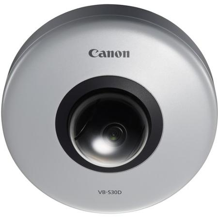 Canon VB-S30D Micro Dome Network Camera