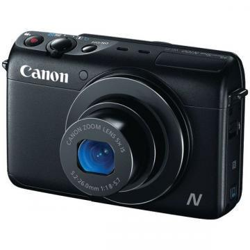 Canon Powershot N100 Digital Camera