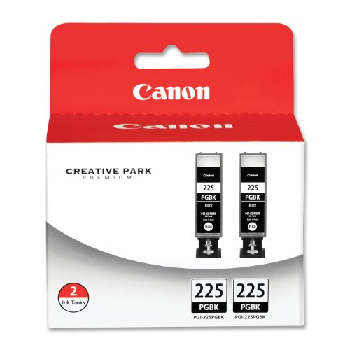 Canon PGI-225 Black Twin Pack