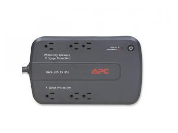 APC Back-UPS ES 350VA 120V 6-Outlet