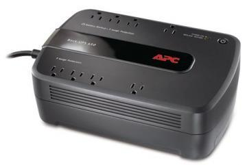 APC Back-UPS 650VA 8-Outlet