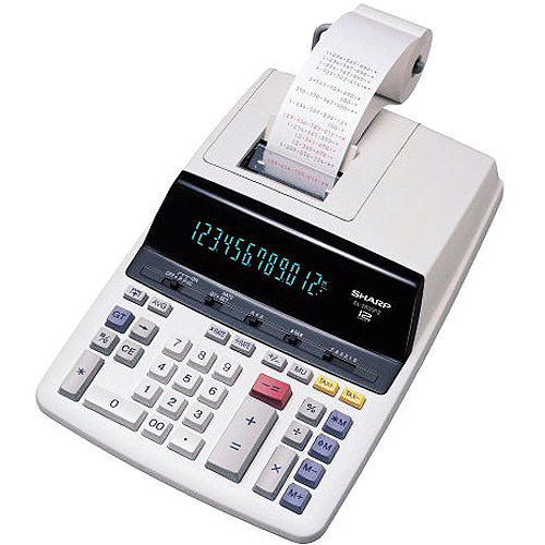 Sharp EL-2630PIII Heavy Duty Calculator