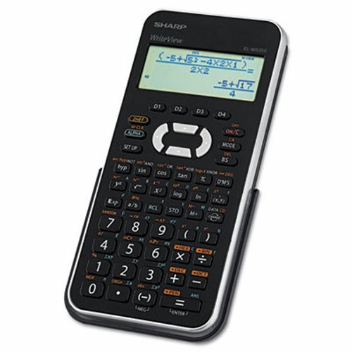 Sharp EL-W535X Scientific Calculator Writeview