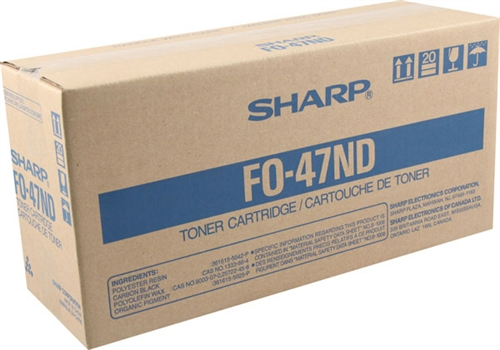 Sharp FO-47ND Toner Developer