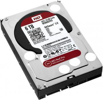 WD Red 6TB IntelliPower SATA HDD