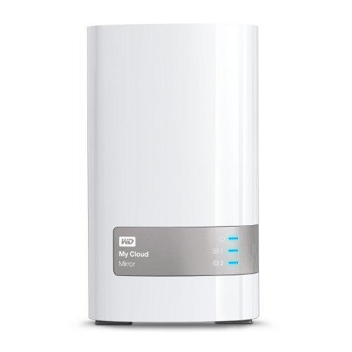 WD 4TB My Cloud Mirror Personal Storage