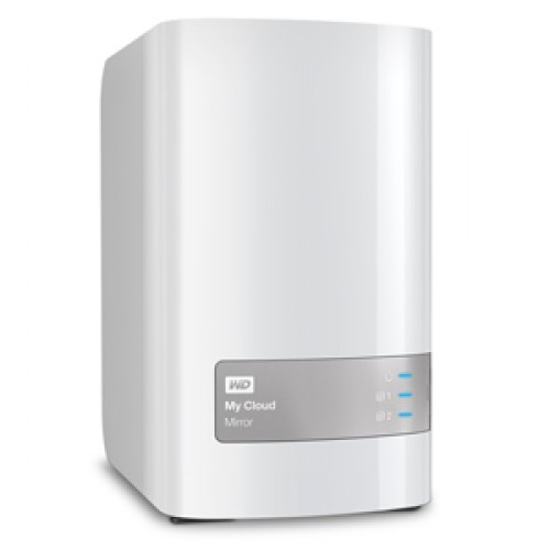 WD 6TB My Cloud Mirror Personal Storage