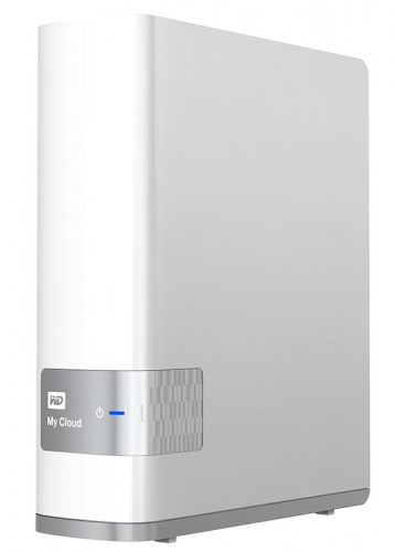 WD 2TB My Cloud Personal NAS