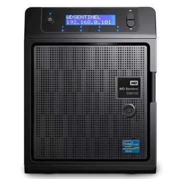 WD 8TB WD Sentinel DS6100 Storage Server