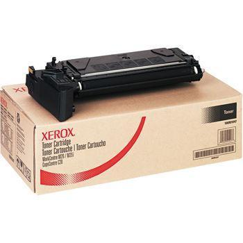 Xerox Black Toner Cartridge for C20/M20/M20I